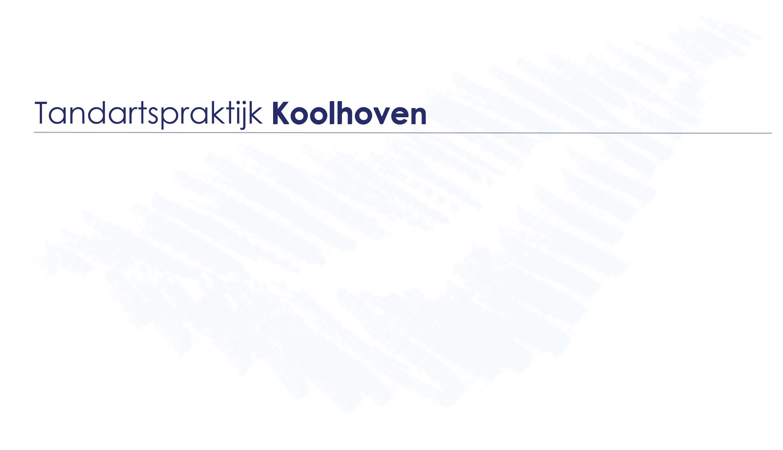 Tandartspraktijk Koolhoven